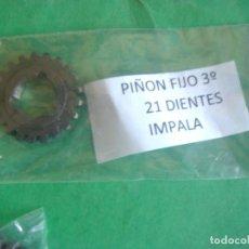 Coches y Motocicletas: PIÑON FIJO DE 3 ª 21 DIENTES MONTESA IMPALA COMANDO. Lote 87128920