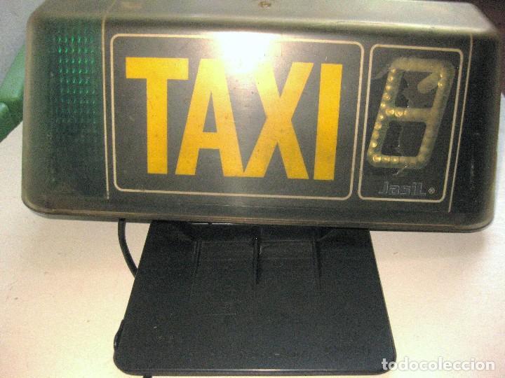 Módulo Luminoso Taxi Tarifas Jasil Tsd 52 Vendido En Venta