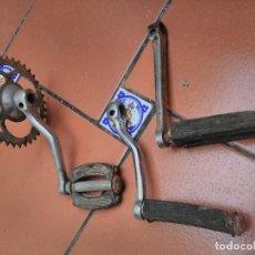Coches y Motocicletas: LOTE TRES PEDALES - DOS CIL Y OTRO ORBEA. Lote 89815844
