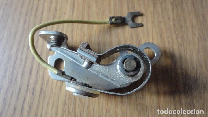 ANTIGUO JUEGO DE CONTACTOS.COCHE SIMCA 1000. (Coches y Motocicletas - Repuestos y Piezas (antiguos y clásicos))