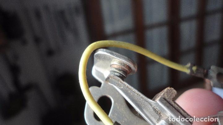Coches y Motocicletas: ANTIGUO JUEGO DE CONTACTOS.COCHE SIMCA 1000. - Foto 5 - 90373832