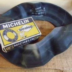 Voitures et Motocyclettes: MICHELIN-AIRSTOP-13C 135-330,135-13. CAJA ORIGINAL,PERFECTO ESTADO.. Lote 90755535