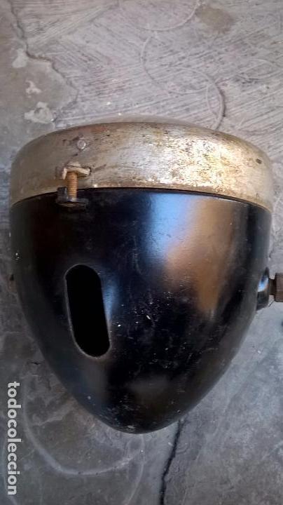 Coches y Motocicletas: Faro moto clasica - Foto 2 - 91613750