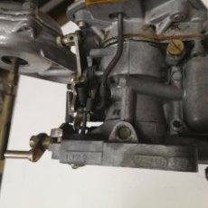 Coches y Motocicletas: CARBURADOR SEAT 124 1430 BRESSEL WEBER 32DHS 34. MAS SOPORTE FILTRO. Lote 92838760