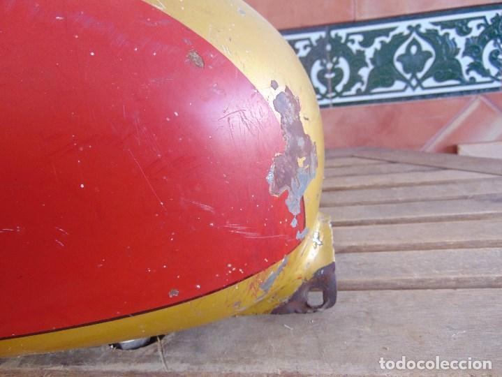 Coches y Motocicletas: DEPOSITO CON TAPON Y LLAVE DE GASOLINA DE LA MOTO MOTOCICLETA BULTACO - Foto 6 - 94325998