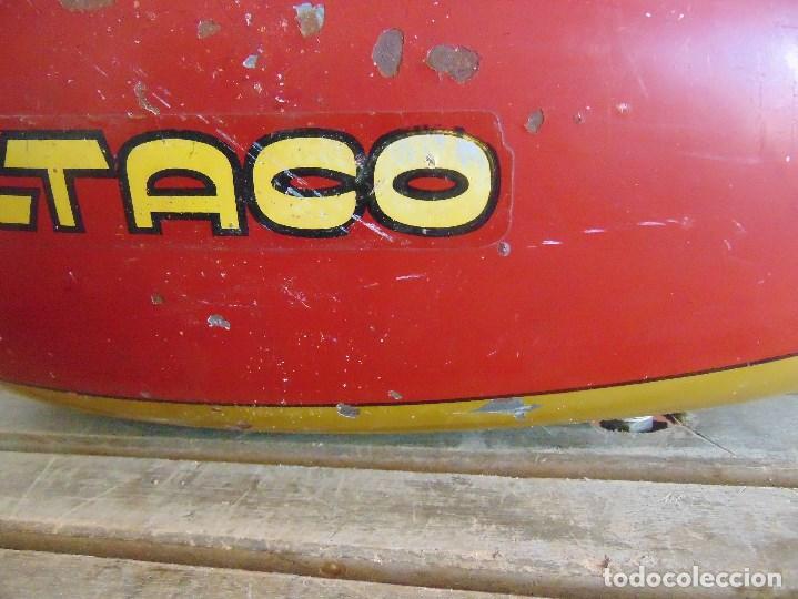 Coches y Motocicletas: DEPOSITO CON TAPON Y LLAVE DE GASOLINA DE LA MOTO MOTOCICLETA BULTACO - Foto 7 - 94325998