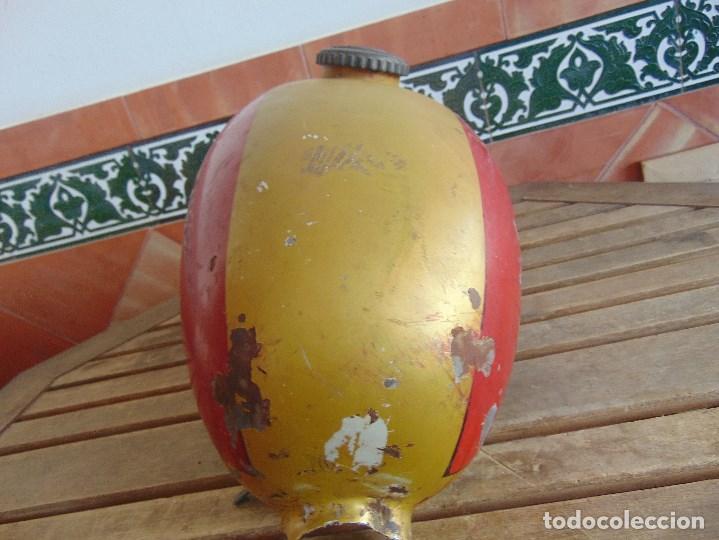 Coches y Motocicletas: DEPOSITO CON TAPON Y LLAVE DE GASOLINA DE LA MOTO MOTOCICLETA BULTACO - Foto 8 - 94325998