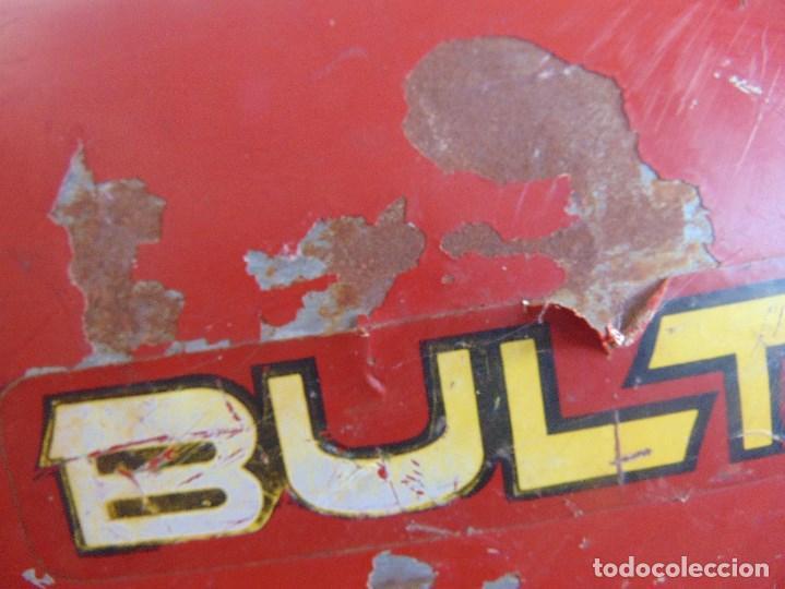 Coches y Motocicletas: DEPOSITO CON TAPON Y LLAVE DE GASOLINA DE LA MOTO MOTOCICLETA BULTACO - Foto 17 - 94325998