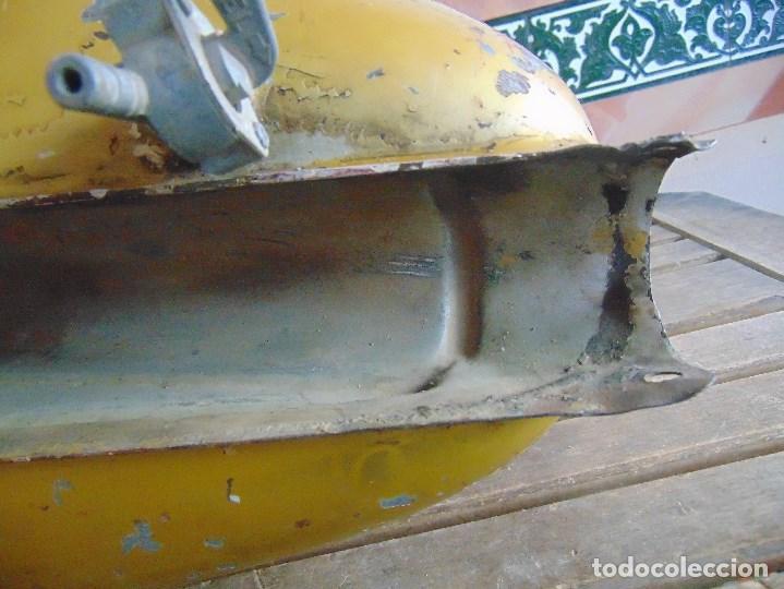 Coches y Motocicletas: DEPOSITO CON TAPON Y LLAVE DE GASOLINA DE LA MOTO MOTOCICLETA BULTACO - Foto 27 - 94325998