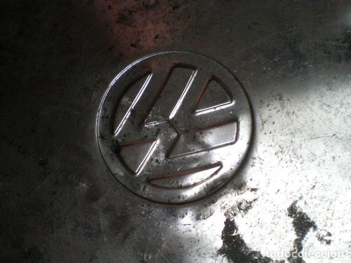 Coches y Motocicletas: VW TAPACUBOS AVOBEDADO FURGONETA VOLKSWAGEN ORIGINAL 1960s T1 T2 BEETLE ESCARABAJO HIPPIE VINTAGE - Foto 6 - 114980172