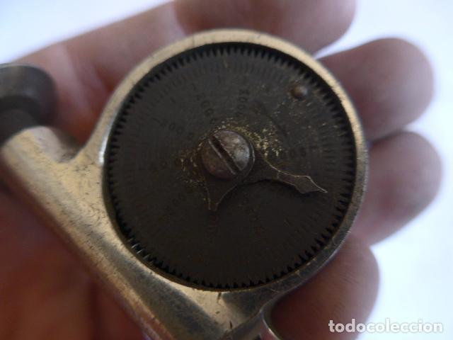 Coches y Motocicletas: * Antiguo tacometro o cuentavueltas de coche de principios siglo XX. ZX - Foto 4 - 98706959