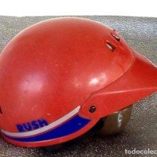Coches y Motocicletas: CASCO PARA MOTOCICLETA RUSH. ENVIO CERTIFICADO INCLUIDO EN EL PRECIO.. Lote 99092479