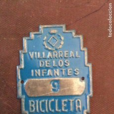 Coches y Motocicletas: 1964 VILLARREAL DE LOS INFANTES. Lote 101205979