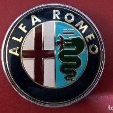 Coches y Motocicletas: INSIGNIA ALFA ROMEO (ROSCA). Lote 102514851