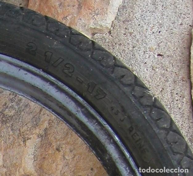 Coches y Motocicletas: RUEDA TRASERA COMPLETA PARA VESPINO ALX ORIGINAL DE CUATRO RADIOS RUEDAS - Foto 3 - 102965043