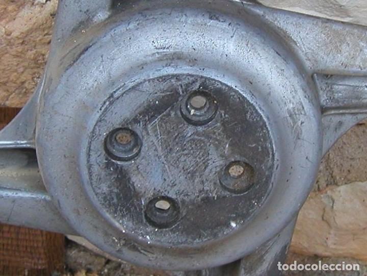 Coches y Motocicletas: RUEDA TRASERA COMPLETA PARA VESPINO ALX ORIGINAL DE CUATRO RADIOS RUEDAS - Foto 8 - 102965043