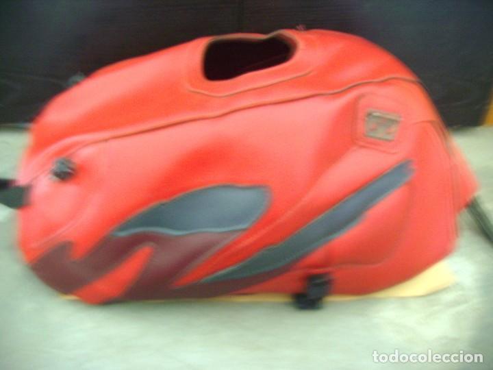 FUNDA PROTECTOR DEPOSITO HONDA CB 500 FAIRING (Coches y Motocicletas - Repuestos y Piezas (antiguos y clásicos))