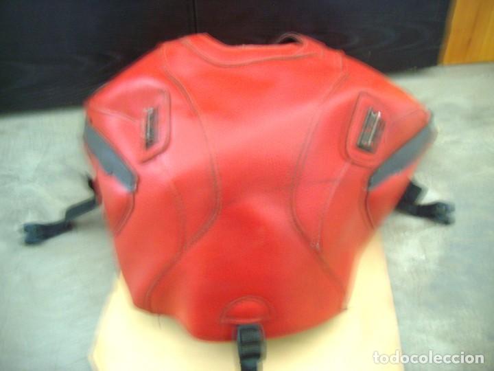 Coches y Motocicletas: FUNDA PROTECTOR DEPOSITO HONDA CB 500 FAIRING - Foto 2 - 103108971