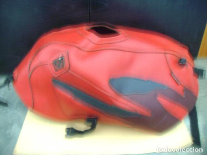 Coches y Motocicletas: FUNDA PROTECTOR DEPOSITO HONDA CB 500 FAIRING - Foto 3 - 103108971