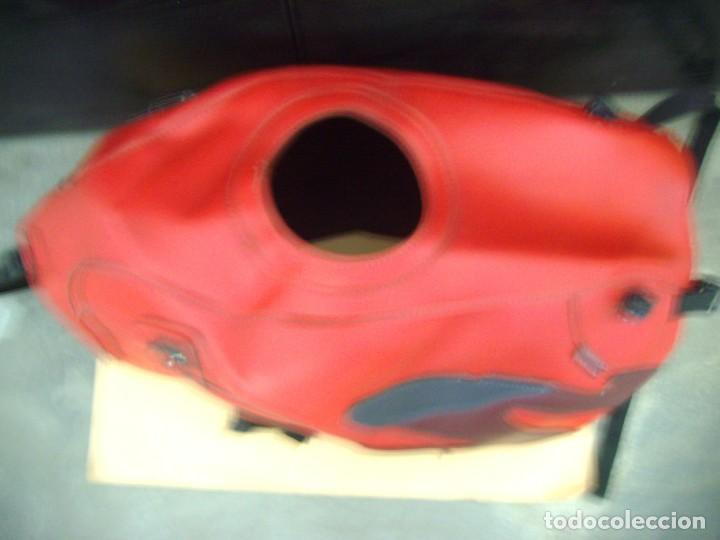 Coches y Motocicletas: FUNDA PROTECTOR DEPOSITO HONDA CB 500 FAIRING - Foto 4 - 103108971