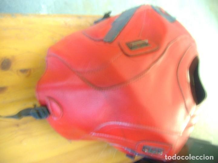Coches y Motocicletas: FUNDA PROTECTOR DEPOSITO HONDA CB 500 FAIRING - Foto 6 - 103108971