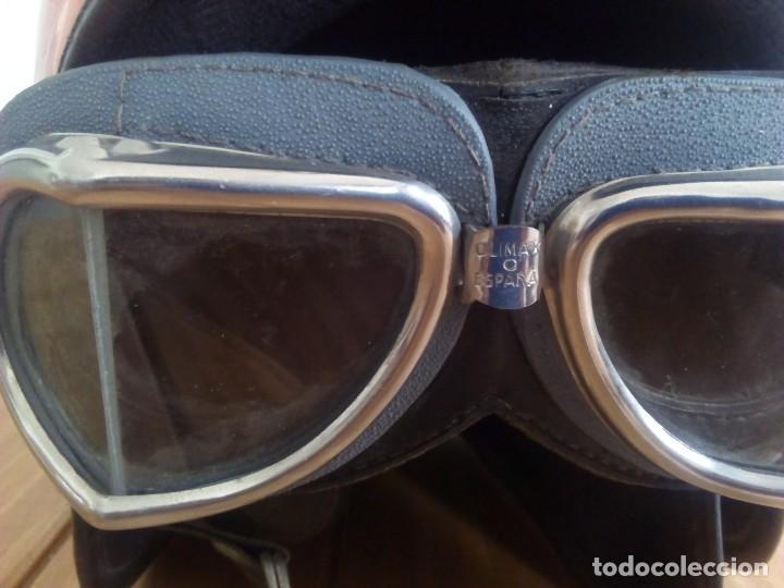 Coches y Motocicletas: Precioso casco con gafas clímax - Foto 2 - 104287471