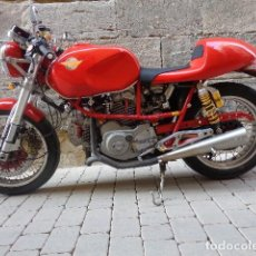Coches y Motocicletas: DUCATI 600 PANTAH DE 1983. Lote 107865043