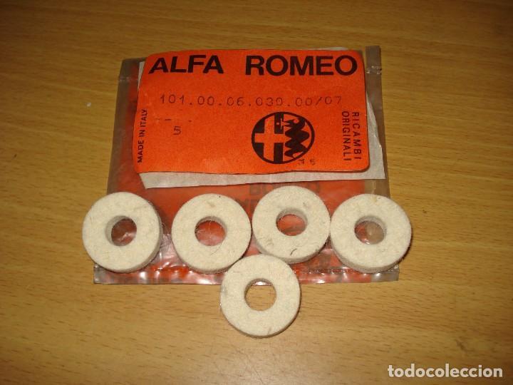 ALFA ROMEO 101.00.06.030.00/07 - ARANDELA SELLADO (X 5) (SPIDER SERIES) (Coches y Motocicletas - Repuestos y Piezas (antiguos y clásicos))