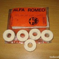 Coches y Motocicletas: ALFA ROMEO 101.00.06.030.00/07 - ARANDELA SELLADO (X 5) (SPIDER SERIES). Lote 108741791