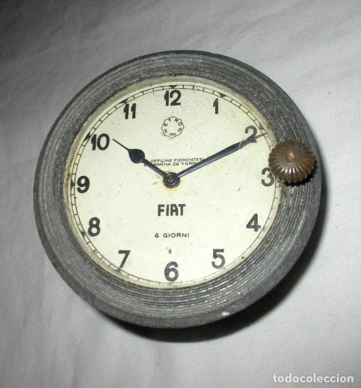 De En Metron Vendido Reloj Fiat Venta Tablero D 4 DíasOriginal dsrthQ