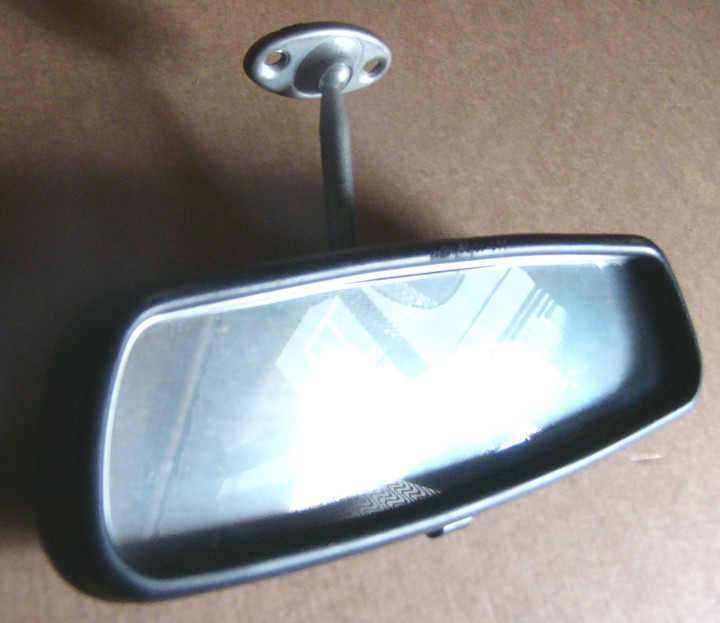 Coches y Motocicletas: Espejo retrovisor interior Seat Fiat 124 - Foto 6 - 35806935