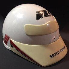 Coches y Motocicletas - antiguo casco para ciclimotor moto vespa nzi talla m crs vespino - 112063703