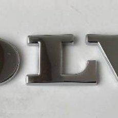 Coches y Motocicletas: ANAGRAMA VOLVO - 20CMS, ANAGRAMAS // DISPONIBLE:2. Lote 114013859