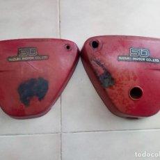 Coches y Motocicletas: TAPAS SUZUKI 50. Lote 114465403
