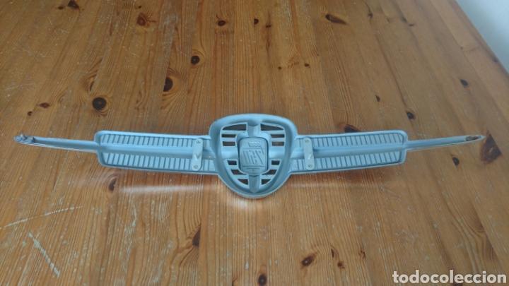 Coches y Motocicletas: Escudo frontal Fiat Seat 600 - 750 ABARTH CONTI NARDI SIATA - Foto 3 - 117004048