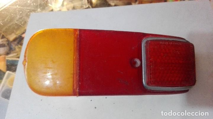 Coches y Motocicletas: carcasa piloto trasero seat 600 - Foto 2 - 117419839