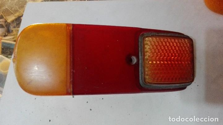 Coches y Motocicletas: carcasa piloto trasero seat 600 - Foto 2 - 117419895