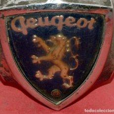 Coches y Motocicletas: ANAGRAMA O LOGOTIPO PEUGEOT. Lote 119418367