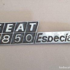 Coches y Motocicletas: SEAT 850. Lote 120207680