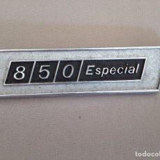 Coches y Motocicletas: SEAT 850 ESPECIAÑ. Lote 120207782