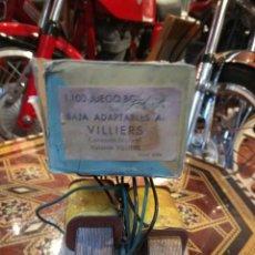 Coches y Motocicletas: MOTO WILLERS JUEGO BOBINAS BAJA 2 UNIDADES. Lote 120759642