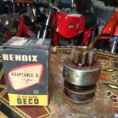 Coches y Motocicletas: SEAT 1400 BENDIX CONJUNTO ARRANQUE NUEVO. Lote 120829408