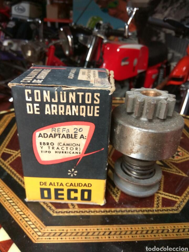 EBRO CAMION-TRACTOR CONJUNTO DE ARRANQUE NUEVO (Coches y Motocicletas - Repuestos y Piezas (antiguos y clásicos))