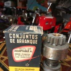 Coches y Motocicletas: EBRO CAMION-TRACTOR CONJUNTO DE ARRANQUE NUEVO. Lote 120831700