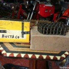 Coches y Motocicletas: MOTO BULTACO CADENA TRANSMISIÓN NUEVO. Lote 120833648