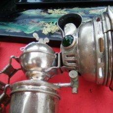 Coches y Motocicletas: FARO BICICLETA O MOTOCICLETA CARBURO. Lote 120955355
