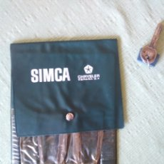 Coches y Motocicletas: BOLSA HERRAMIENTAS SIMCA ( CHRYSLER ESPAÑA ). Lote 121175790