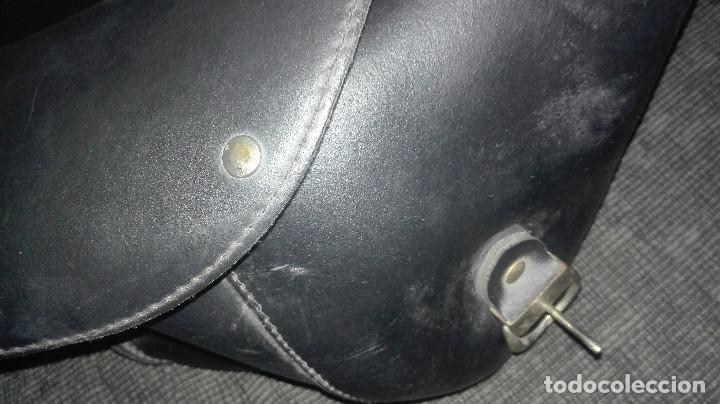 Coches y Motocicletas: alforjas de piel originales SPAAN - Foto 7 - 122233575