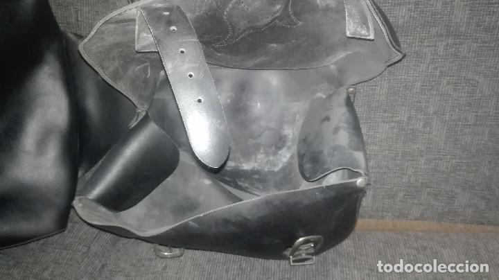 Coches y Motocicletas: alforjas de piel originales SPAAN - Foto 9 - 122233575