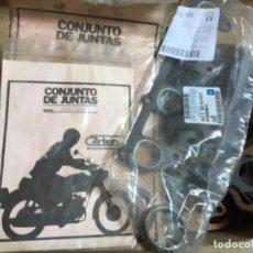 Coches y Motocicletas: GRAN LOTE DE JUNTAS Y RETENES DE COCHES Y MOTOS ANTIGUOS. Lote 122552523